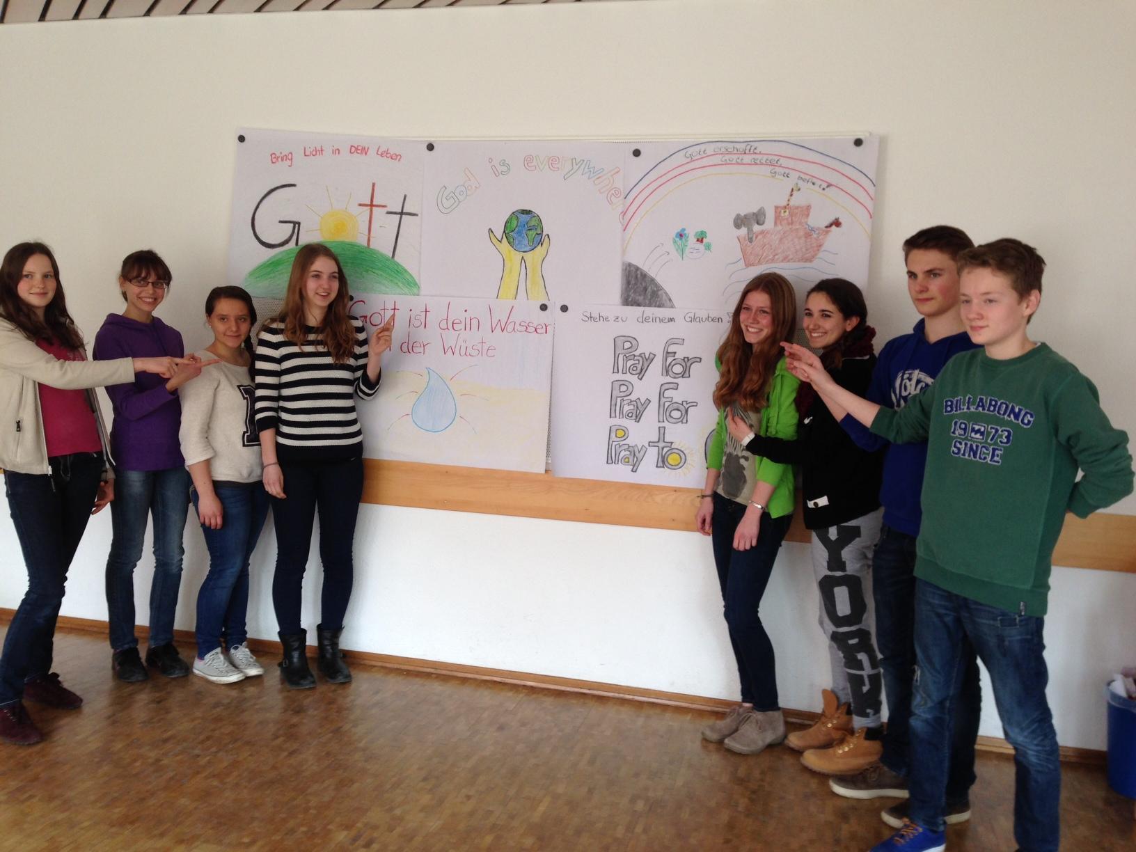 Firmgruppe Heilig Kreuz Bensheim 2014