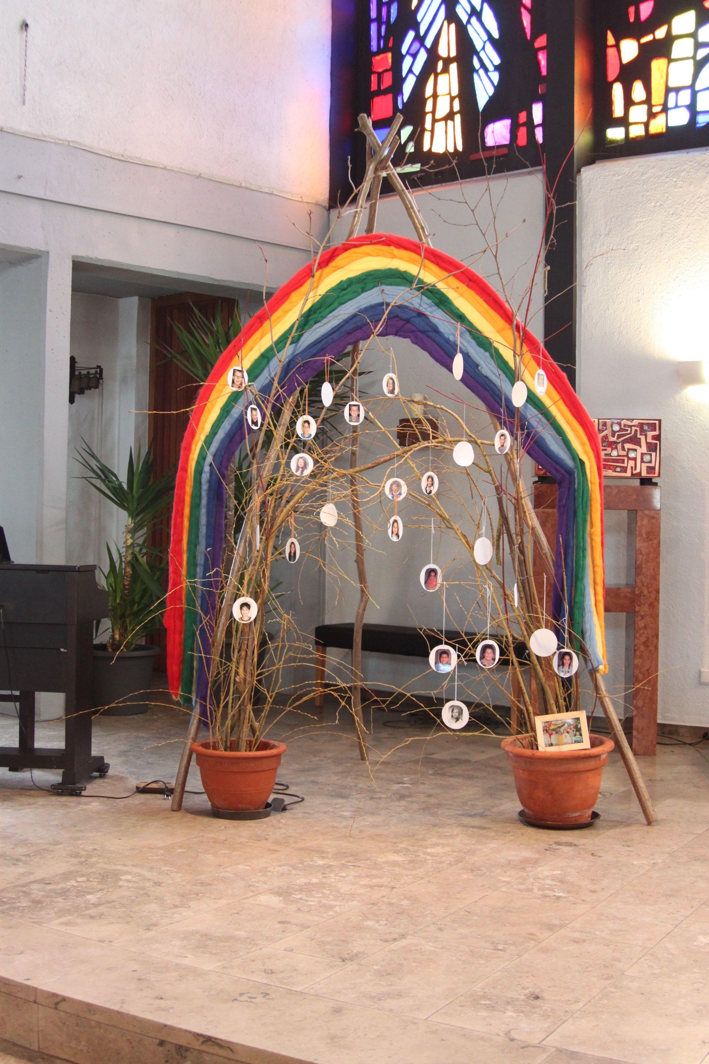 Gottesdienst Regenbogen